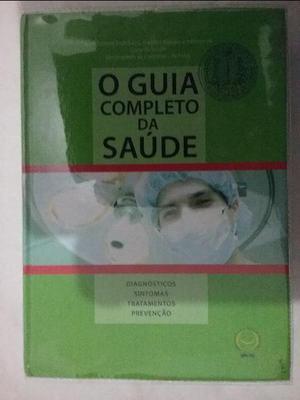 Livro O Guia Completo da Saúde - Carta de Saúde -