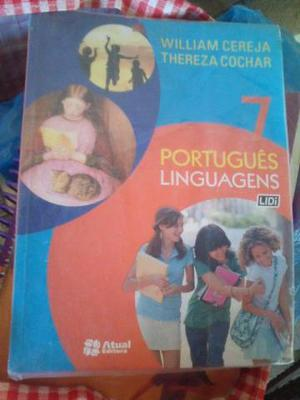 Livro de português 7º ano