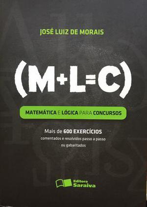 Livro - matemática e lógica para concursos