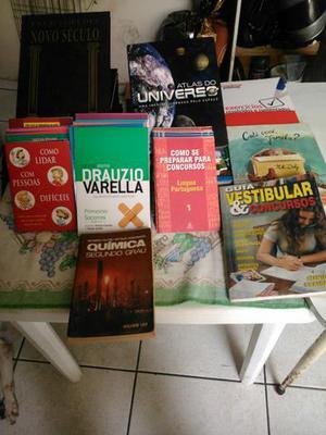 Livros didáticos e ajuda pessoal