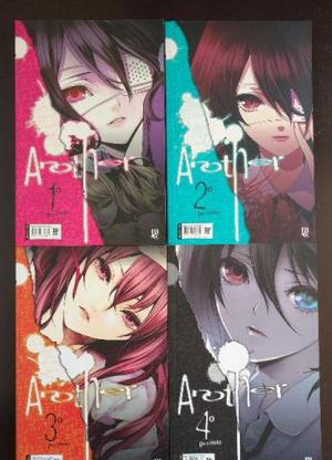 Mangá Another #1 Ao #4 [completo]