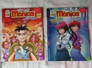 Manga Turma da Mônica Jovem n°