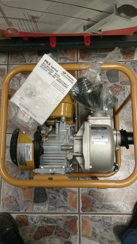 Motobomba Subaru 4 tempos, motor 4,5 ex16