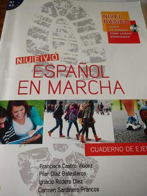 Nuevo Espanol en Marcha - Livro de Espanhol A1 e A2 Nivel