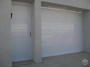 Portão Liso em alumínio 2,5x2