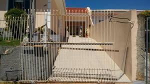 Portão e grade ideal para sua residência