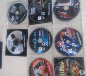 jogos playstation 2 originais na caixa completos