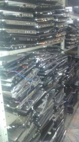 Atenção lote de 100 carcaças de notebook para tecnicos