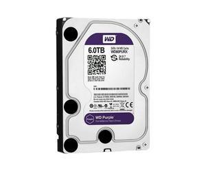 Hard Disk Western Digital Purple 6.0TB IntelliPower 64MB SAT