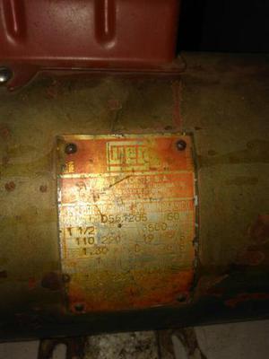 Motor Eletrico WEG usado
