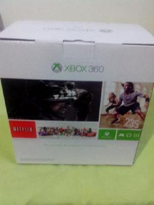 Console Xbox 360 Novo sem Uso + 1 Jogo Novo Lacrado