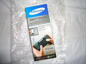Controle Remoto Samsung Smart Qwerty novo e lacrado