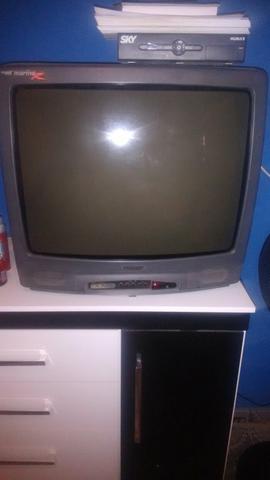 TV 29 Sanyo de Tubo