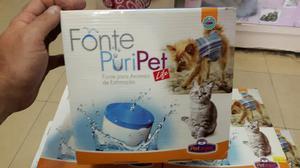 Fonte para Cães e Gatos