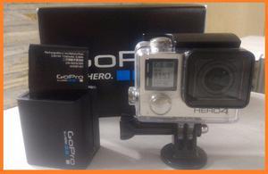 Gopro 4 Silver + 2 Bateria + Carregador Original