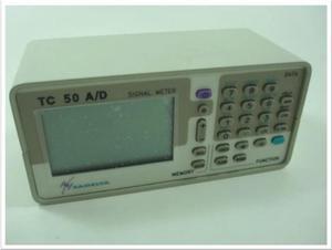 Medidor de sinal de TV e Internet a cabo