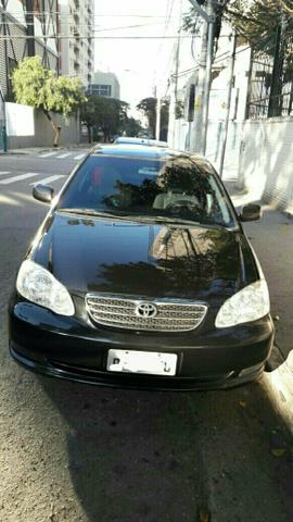 Toyota Corolla XEI  manual cor preta em perfeitas