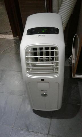 Ar condicionado portátil Philco btu's / 110vts