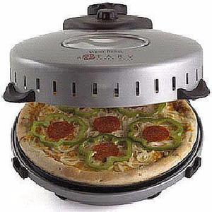 Forno Elétrico Giratório de Pizzas/Tortas -West Bend 110 v