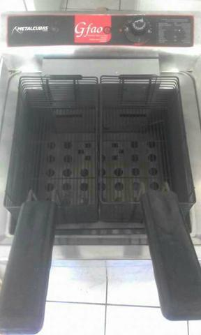 Fritadeira indústrial