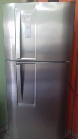 Geladeira/Freezer Eletrolux usada