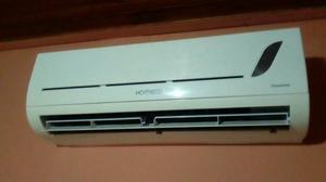Já instalação e manutenção de ar condicionado.