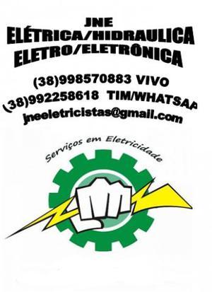 JNE Eletricista, Conserto de Eletrodomésticos e