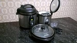 Kit de panelas Fun Kitchen e Smart Grill Mondial