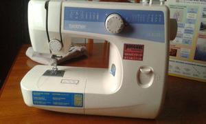Maquina de Costura barbada