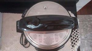 Panela de Pressão Elétrica Fun Kitchen Inox 4L