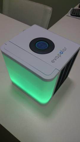 Evapolar ar condicionado portátil novo