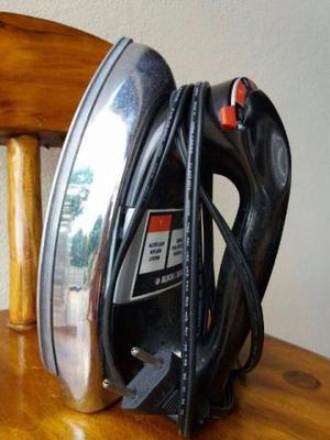 Ferro De Passar Roupas Black Decker
