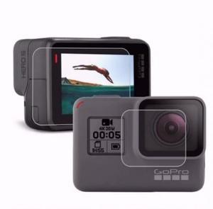 GoPro Hero 5 Pelicula protetora de Lente e Tela de LCD