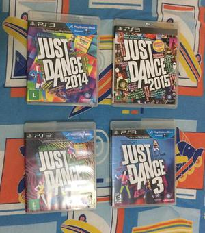 Just Dance PS3
