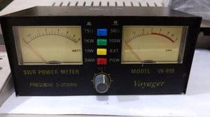Medidor de Roe Voyager vk-999