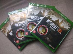 Resident Evil 7 Biohazard PT-BR Xbox One + Camiseta
