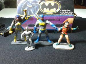 Batman Bonecos Gulliver Anos 70 Lote