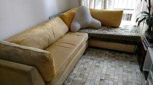 Sofa 2 e 3 lugares Chaise longue