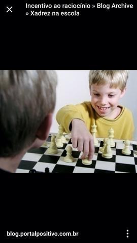 Aulas de xadrez para iniciantes