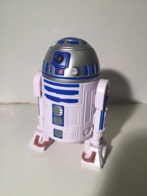 Boneco do R2D2 (Star Wars) da coleção Bop It