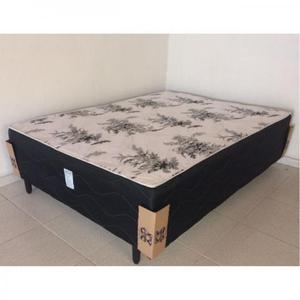 Cama Box Casal Uni Plus 138x188x40