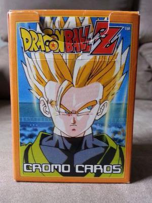 Cards Dragon Ball Z - Coleção Conrad