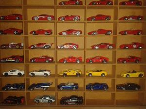 Coleção Ferrari Hot Wheels