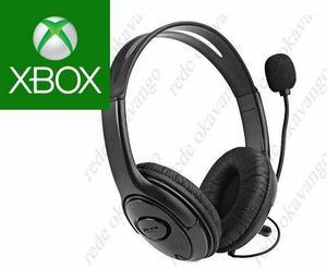 Fone De Ouvido Com Headset Para Xbox 360