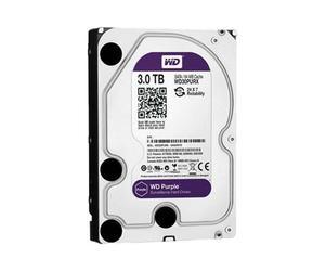 Hard Disk Western Digital Purple 3.0TB IntelliPower 64MB SAT
