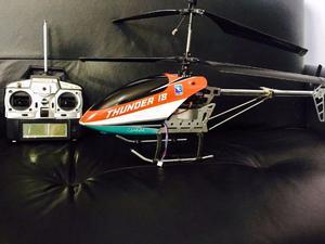 Helicoptero de controle Thunder 18