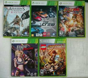 Jogos originais de Xbox,Lego,batlefield,
