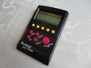 Mini Game Blackjack & Poker SL- (Anos 90)