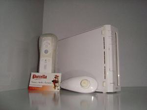 Nintendo Wii na Caixa Desbloq. 16Gb 10 Jogos Nota/Garantia