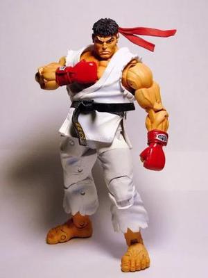 Street Fighter Iv - Ryu Neca (lacrado)
